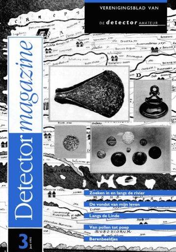 Detector Magazine 3 - De Detector Amateur