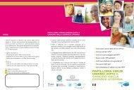 PaPilloma virus umano (HPv) e cancro della ... - I tumori in Italia