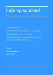 miljø og sundhed nr. 20, december 2002 (PDF 587KB)