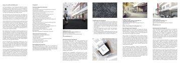 Faltblatt [PDF] - Stiftung Flucht, Vertreibung, Versöhnung