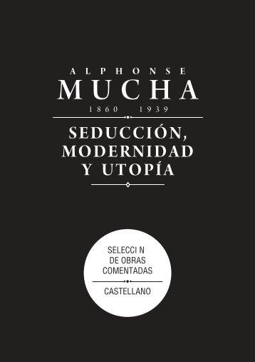"""Alphonse Mucha - Obra Social """"la Caixa"""""""