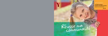 Rapport annuel 2011 - YMCA