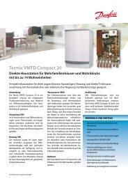 Termix VMTD Compact 20 - Danfoss GmbH