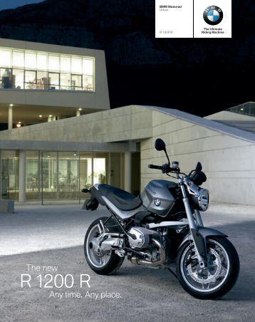 R 1200 R - BMW Motorrad Busan