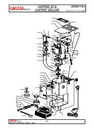 ER0077-01 Rev01.indd - gaggia manual service