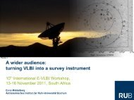 A Wider Audience: Turning VLBI Into a Survey Instrument