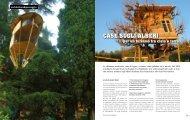 case sugli alberi per un turismo tra cielo e terra - Edizioni Rendi srl