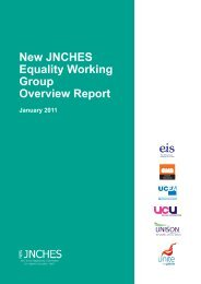 Equality Working Group Overview Report, Jan 11 (.pdf) - UCU