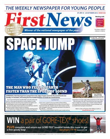 ISSUe 332 - First News