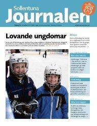Sollentunajournalen nr 1 2013 - Sollentuna kommun