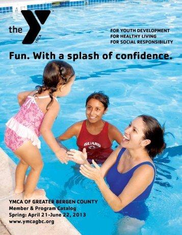 2013 Spring Membership & Program Brochure - YMCA OF THE ...