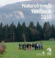 Naturefriends Yearbook 2010