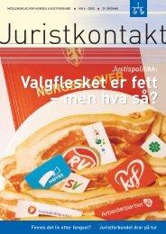 Juristkontakt 6 - 2005