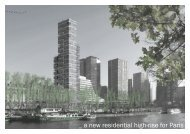 _ a new residential high-rise for Paris - Graduate Architecture