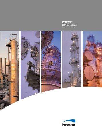 Premcor Annual Report 2004 - Valero