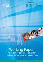 working paper.indd - UNESCO Bangkok