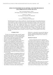 Effects of Distributed Teamwork and Time Pressure on ... - Telfort