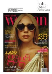 Publication: Emirates Woman Date: January ... - Rosenthal & Apa