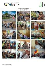 Tag der offenen Türen 28. Mai 2011 - Stiftung Lebenshilfe