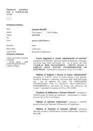 cv (pdf) - Ipasvi Milano Lodi