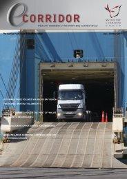July - October 2011 - Walvis Bay Corridor Group
