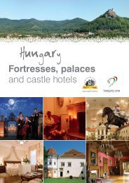 Fortresses, palaces and castle hotels