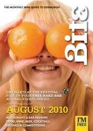 Download August 2010 - Bite Magazine