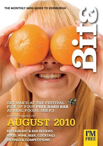 Download August 2010 - Bite Magazine
