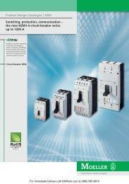 Circuit Breakers - Klockner Moeller Parts