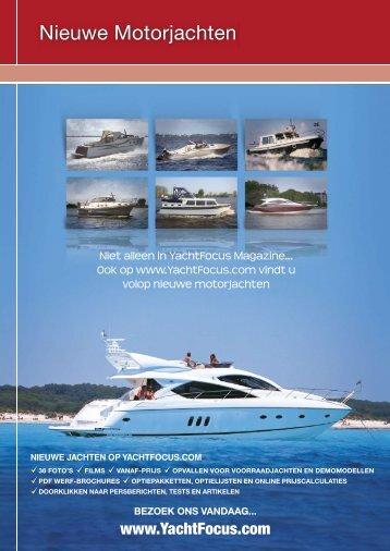 Nieuwe Motorjachten - manager - Yachtfocus