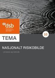 Nasjonalt risikobilde - prosess og metode - Direktoratet for ...