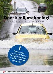 Vil du undgå oversvømmelser? - Dansk Miljøteknologi