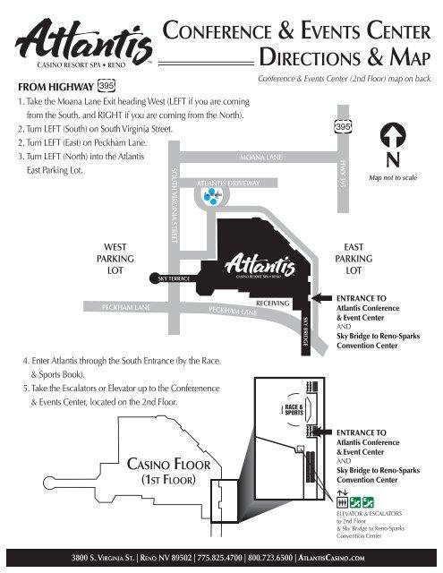 Reno nevada casino map atlantic city