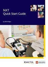 NXT Quick Start Guide - RoboSavvy