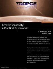 Receive Sensitivity: A Practical Explanation - Lojistik Sistem