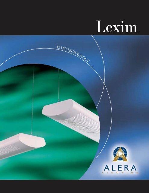 Al1036 Lexim Brochure Alera Lighting