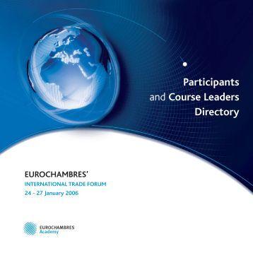 Directory _Trade06_DEF_2.qxd - Eurochambres Academy