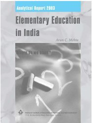 Elementary Education - Azim Premji Foundation