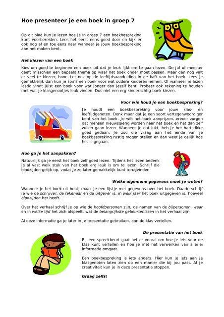 Fonkelnieuw Handleiding boekbespreking.pdf - PCB De Rank QX-97