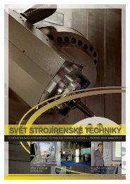 Svět strojírenské techniky číslo 4/2009 (PDF, 35.96 MB) - Svaz ...