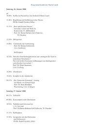 Rückblick auf das Programm - Katholische Ärztearbeit Deutschlands ...