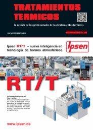 la revista de los profesionales de los tratamientos ... - Metalspain