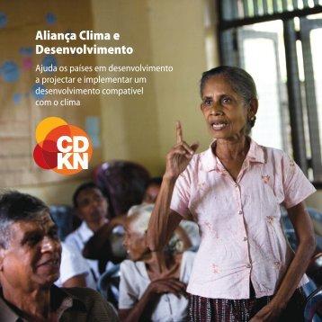 Aliança Clima e Desenvolvimento - CDKN Global