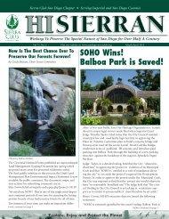 mar aprl 2013 web - Sierra Club: San Diego Chapter