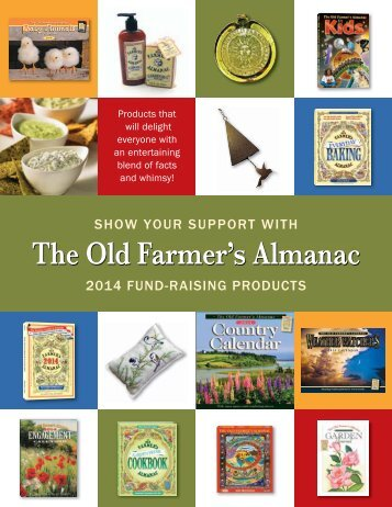 See what you can sell this Fall from our 2014 Product Brochure