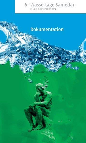 6. Wassertage Samedan Dokumentation