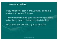 Join as a partner