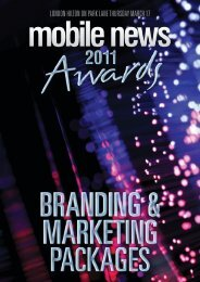 london hilton on park lane thursday march 17 - Mobile News Awards ...