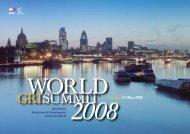 World - Global Real Estate Institute