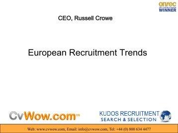 CvWow - Online Recruitment Magazine